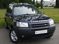 CHEAP 4X4*** Land Rover Freelander 2.0 TD4 ES 5dr **12 MONTH MOT** HIGH SPEC**BMW ENGINE** AA WARRAN