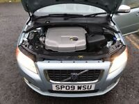 2009 Volvo V70 2.0 D R-Design (Premium Pack) 5dr Manual @07445775115