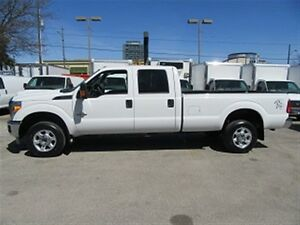 2015 Ford F-350 Crewcab 4x4 diesel long box