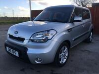 KIA Soul 1.6 CRDi 2 5dr£4,690 p/x welcome FREE WARRANTY. NEW MOT