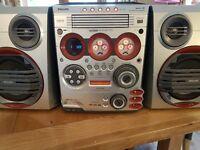 Philips M589 gameport mini system.
