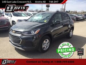 2017 Chevrolet Trax LT BOSE AUDIO, TURBO CHARGED, SUNROOF