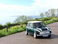 Classic Mini Racing Green Limited Edition