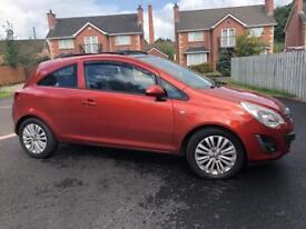 Vauxhall Corsa Ecoflex 20 Tax ,will have full MOT