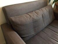 Comfortable and stylish 2 seater sofa