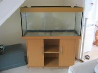 Juwel 4ft fish tank and stand