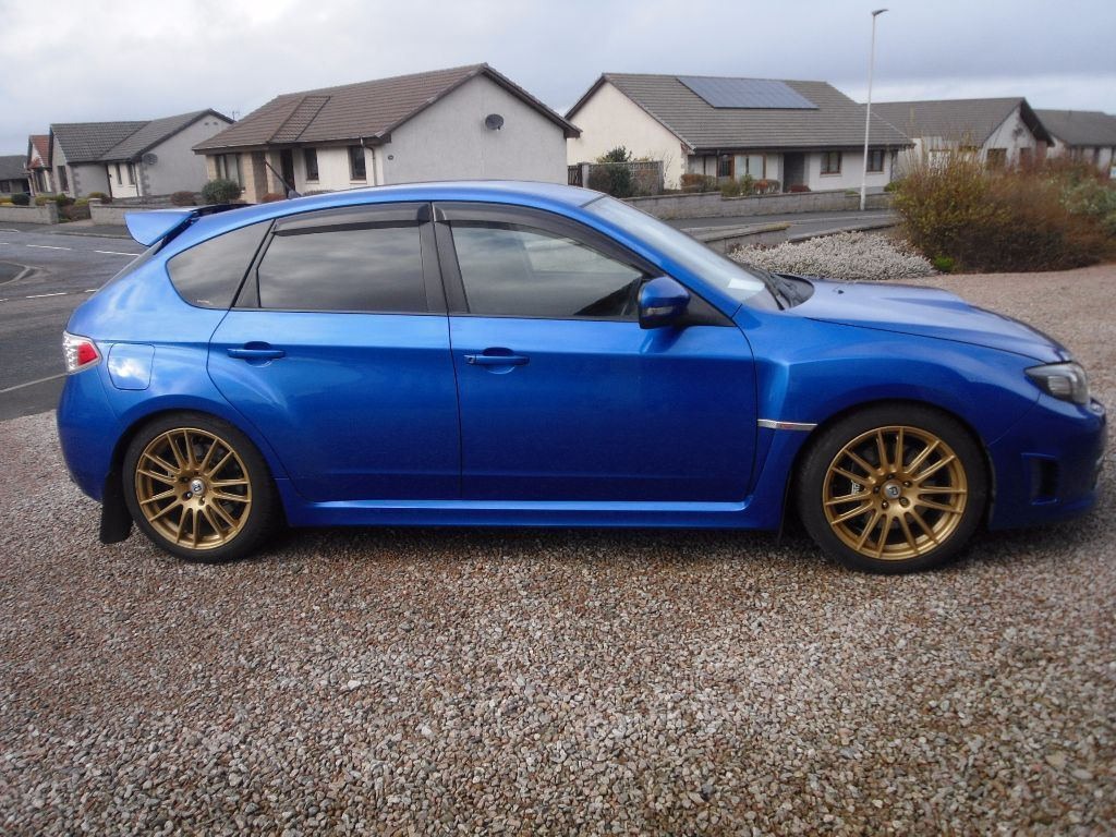 370bhp forged subaru impreza wrx sti type uk hatchback in fraserburgh aberdeenshire gumtree. Black Bedroom Furniture Sets. Home Design Ideas