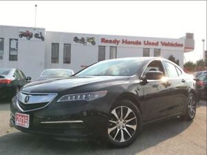 2015 Acura TLX Tech - Leather - Navigation - R.camera