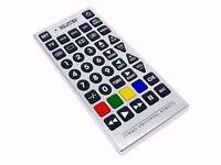 "Jumbo universal remote control new 11"" long !"