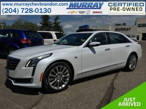 2017 Cadillac CT6 Premium Luxury AWD *Auto Park Assist* *360 Cam