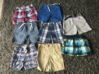 18 - 24 mths boys shorts
