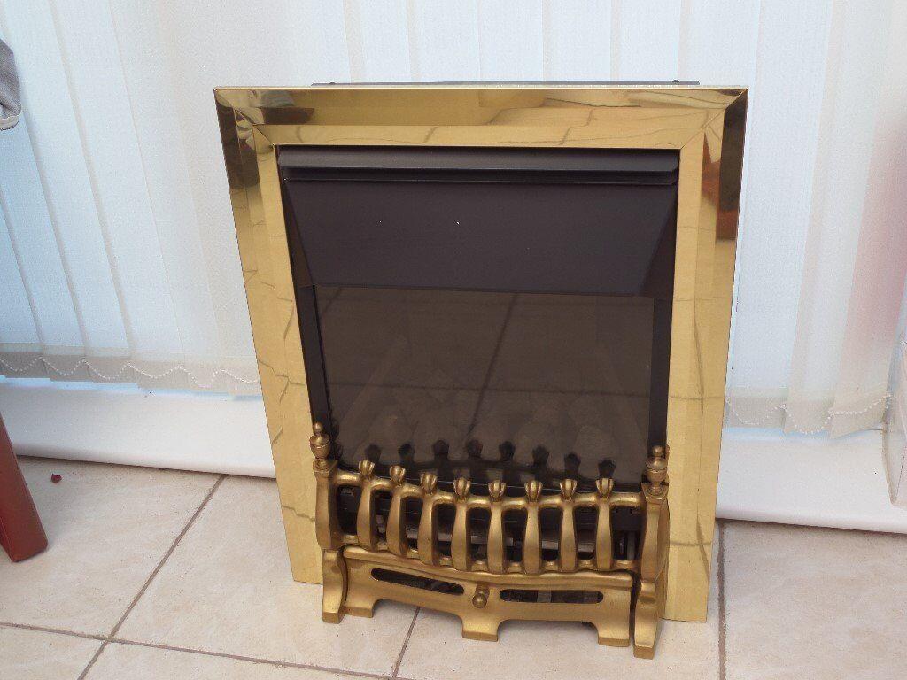 Flueless Gas Fire (used)