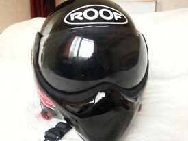 harley davidson riders roof helmet
