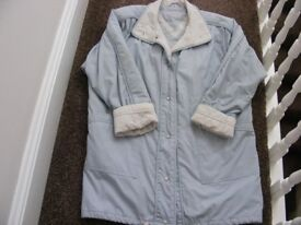 Ladies Coat Size 12 /14 ( Would Easily Fit Up To A Size 16 ).