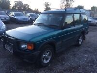 1998 Land Rover Discovery TDI 4x4