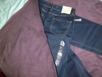 Blue jeans ( for women )