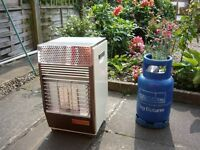 Heater- Small Portable Gas Heater