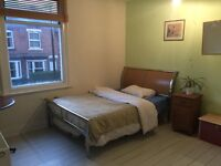 Double room available Meersbrook.