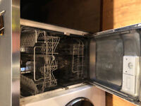 Integrated dishwasher Baumatic