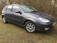 2004 FORD FOCUS GHIA - 1.6L - LONG MOT - SERVICE HISTORY - CLEAN - RELIABLE