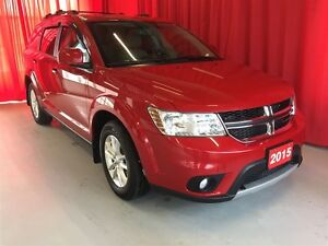 2015 Dodge Journey SXT FWD V6 7 PASSENGER