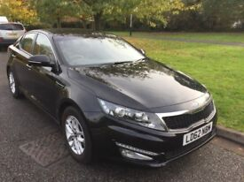 2012/62 KIA OPTIMA 1 ISG 1.7 CRDI 4 DOOR SALOON