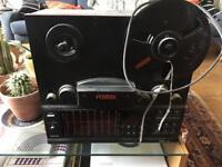 "Fostex model 80 1/4"" tape machine"