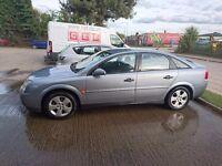 Vauxhall Vectra long MOT Nice car