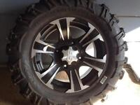 SS Rims With Baja Cross (rock tires)
