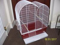 Bird cage in excellent clean condition , new year bargain.