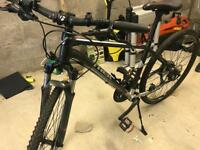 Trek DS (Dual Sport) 8.4 Hybrid Bicycle