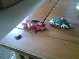 corgi toys vintage cars