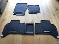 Range Rover mats-internal and rear, Never used