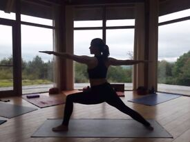 Yoga with Vic - Tuesday evening classes
