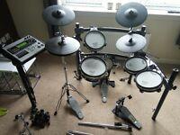 Roland electric drum kit TD20 brain