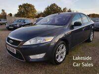 Ford Mondeo Zetec 2.0 5 Door Hatch, Full Service History, New MOT, Drives Superb, Stunning Example.