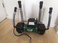 Salamander ESP 100 CPV 3.0 Bar Shower Pump