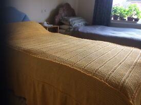 Single Candlewick Bedspread