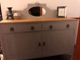 Timeless Dresser / Sideboard with Mirror