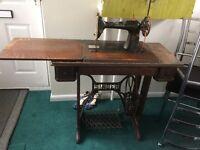 1922 singer sewing machine