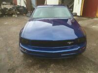 Ford Mustang 4.0 2007 for spares and repair