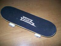 NEW NO FEAR Mini Skateboard. NEVER USED.