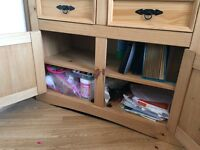 ALL OFFERS CONSIDERED! House clearance! Pinewood Sideboard - EXCELLENT CONDITION!
