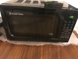 Russell Hobbs Microwave - £20 (Collection only)
