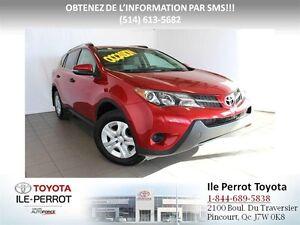 2013 Toyota RAV4 LE, BLUETOOTH, DÉMARREUR À DISTANCE, CRUISE CON