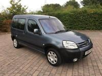 2008 Peugeot Partner 1.6 HDi Escapade 48k MILES!! NEW MOT, 2 KEYS (Citroen Berlingo Multispace)