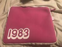 1983 laptop case