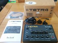 Dave Smith Instruments Tetra / DSI Tetr4 Analogue Synth - Boxed Mint Condition!