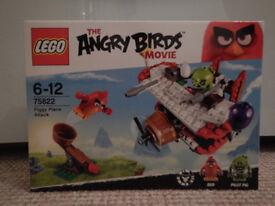 LEGO Angry Birds - Piggy Plane Attack - 75822