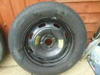 PEUGEOT 307 SPARE WHEEL.... BRAND NEW